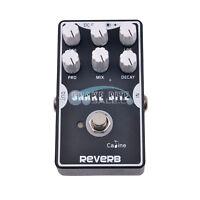 Caline Snake Bite Reverb Pedal Guitar Effect Pedal Guitar Accessories CP-26