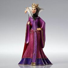 New DISNEY SHOWCASE Figurine EVIL QUEEN MASQUERADE Sculpture VILLAIN Snow White