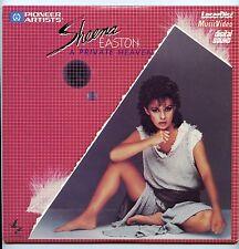 "Sheena Easton/A Private Heaven (U.S./8"" LASER DISC)"