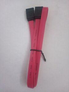 """Belkin Serial ATA SATA cable 50cm 20"""" New (shelf01)"""