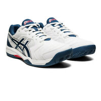 Asics Mens Gel-Dedicate 6 Clay Tennis Shoes White Sports Breathable