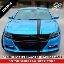 """Single Offset Rally Racing Stripes For Any Car. One Stripe 72"""" long."""