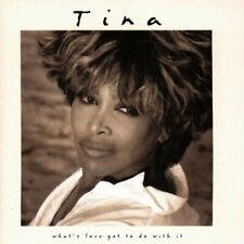 Tina Turner – What's Love Got To Do With It / Parlophone Records CD 1993 