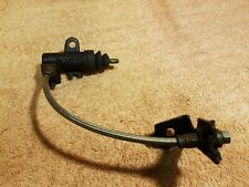 Nissan Silvia S15 Clutch Slave Cylinder And Braided Line