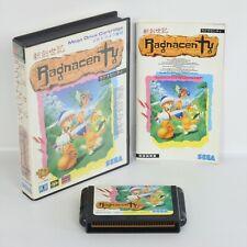 RAGNACENTY Mega Drive Sega 8121 md