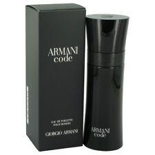Armani Code Cologne 4.2 oz Eau De Toilette Spray (Original)