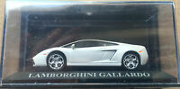 "DIE CAST "" LAMBORGHINI GALLARDO  "" DREAMS CAR ALTAYA SCALA 1/43"