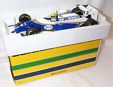 Minichamps 1:18 Ayrton Senna Williams Renault FW16 Pacific GP 1994 F1