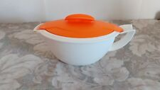 Vtg Tupperware Legacy Insulated Gravy Boat & Lid/ # 5168A