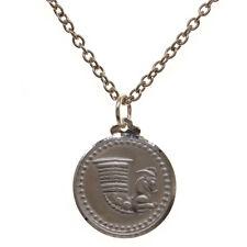 925 Sterling Silver Persian Achaemenid Capricorn Rhyton Necklace Chain Gift