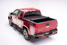 TruXedo Lo Pro Tonneau Roll Up Bed Cover for 15-18 Chevy Colorado GMC Canyon 6ft