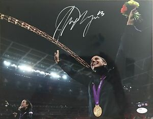 ALEX MORGAN SIGNED 11X14 PHOTO WOMENS SOCCER NATIONAL TEAM USA JSA COA 2