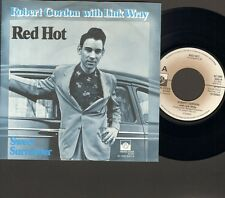 "ROBERT GORDON with LINK WRAY Red Hot SINGLE 7"" Sweet Surrender 1977"