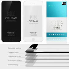 NILLKIN 3D CP+ MAX Full Tempered Glass Protector For iPhone 6/6s 7 8 Plus