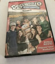 Degrassi: The Next Generation - Season 9 (DVD, 2011, 4-Disc Set)