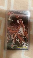 1993-1994 Fleer NBA Superstars Shaquille O'Neal Orlando Magic  #160 Basketball