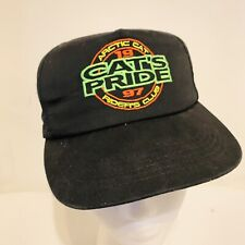 Arctic Cat Riders unisex Baseball Hat Cap black 1997 snap back adjustable