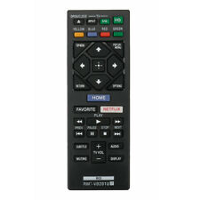 New RMT-VB201U Replaced Remote for Sony Blu-ray BDP-S3700 BDP-BX370 BDP-S17