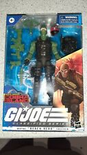 GI Joe Classified beach head blue eyes
