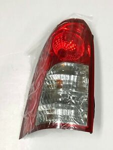 Left Rear Tail Lights Assembly for 2006 2011 Ssangyong Actyon Sports