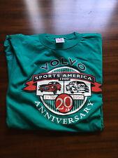 New ListingVolvo Sports America Vsa 1800 20th Anniversary T Shirt Xl