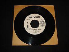 JIM CAPALDI - GOODNIGHT AND GOOD MORNING PROMO 45 1970s ROCK  - ISLAND ~ Traffic