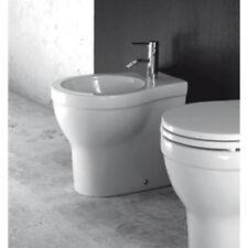 Bidet bagno alto monoforo X.One in ceramica bianco