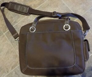 Liz Claiborne Beautiful Brown Shoulder Hand Bag Purse