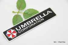 D942 Umbrella Corpoeration Auto 3D Emblem Badge Aufkleber PKW KFZ Car Sticker