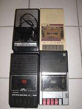 Amstrad Lot de lecteurs K7 pour 6128
