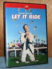 Let It Ride (DVD, 2011) Richard Dreyfuss Teri Garr horse racing comedy