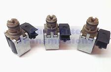91-99 4T60E 1-2 2-3 SHIFT TCC LOCK UP SOLENOID CHEVY GM OEM TRANSMISSION