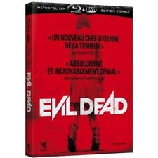 EVIL DEAD Ghost House Edition Combo DVD + Blu-ray FREE POST mmoetwil@hotmail.com