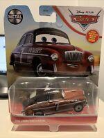 Disney Cars - Joe Don Jackson No:7 Classic 2021 Pistoncup Die-cast Racer