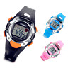 Sports Multifunction Waterproof Child Boys Girls Electronic Digital Wrist Watch