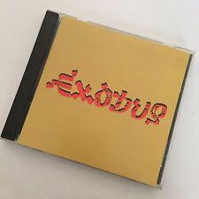 CD - Exodus - Bob Marley & the Wailers   Incl. JAMMIN, ONE LOVE, etc. Reggae