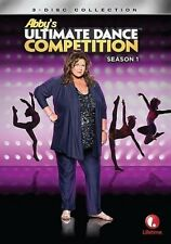ABBY'S ULTIMATE DANCE COMPETITION :SEASON 1 (DANCE MOMS) -  DVD - UK Compatible