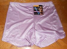 Vassarette Undershaper Boyshorts Panty Sz 7 (Large) NWT Wsteriabud