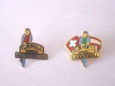 CAMEL 2 pins Camel Trophy 1992