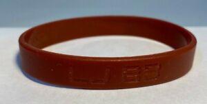 Nike Lebron James Baller ID Band Wristband Bracelets Brand New LJ 23 RED