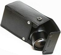 "Sigma Hard Lens Case 6"" For Canon Nikon Olympus Minolta Zoom Telephoto Lenses"