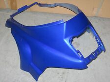 Used Center Cover Panel In Blue For TGB Delivery, 101S or 101R Scooter