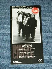"INNER CIRCLE Japan 1993 Tall 3"" inch CD Single SWEAT"