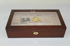large watch display box- Brown