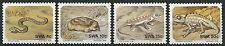 Südwestafrika - Tiere der Namib-Wüste Satz postfrisch 1978 Mi.Nr. 440-443