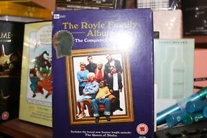 The Royle Family Album - The Complete Collection (Box Set) (DVD, 2008)used