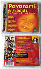 Pavarotti & Friends for Guatemala & Kosovo Joe Cocker, tra l'altro... DECCA CD + BONUS CD