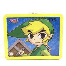 Boitier Boite Case Zelda Phantom Hourglass Console DS, Lite 3DS Coque Métallique