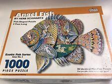 Spilsbury Angel Fish 3 Feet Long 1000 Piece Puzzle