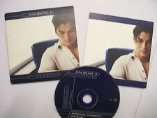 JULIO IGLESIAS JR. Sampler [Under My Eyes] – 1999 USA CD PROMO – Latin Pop